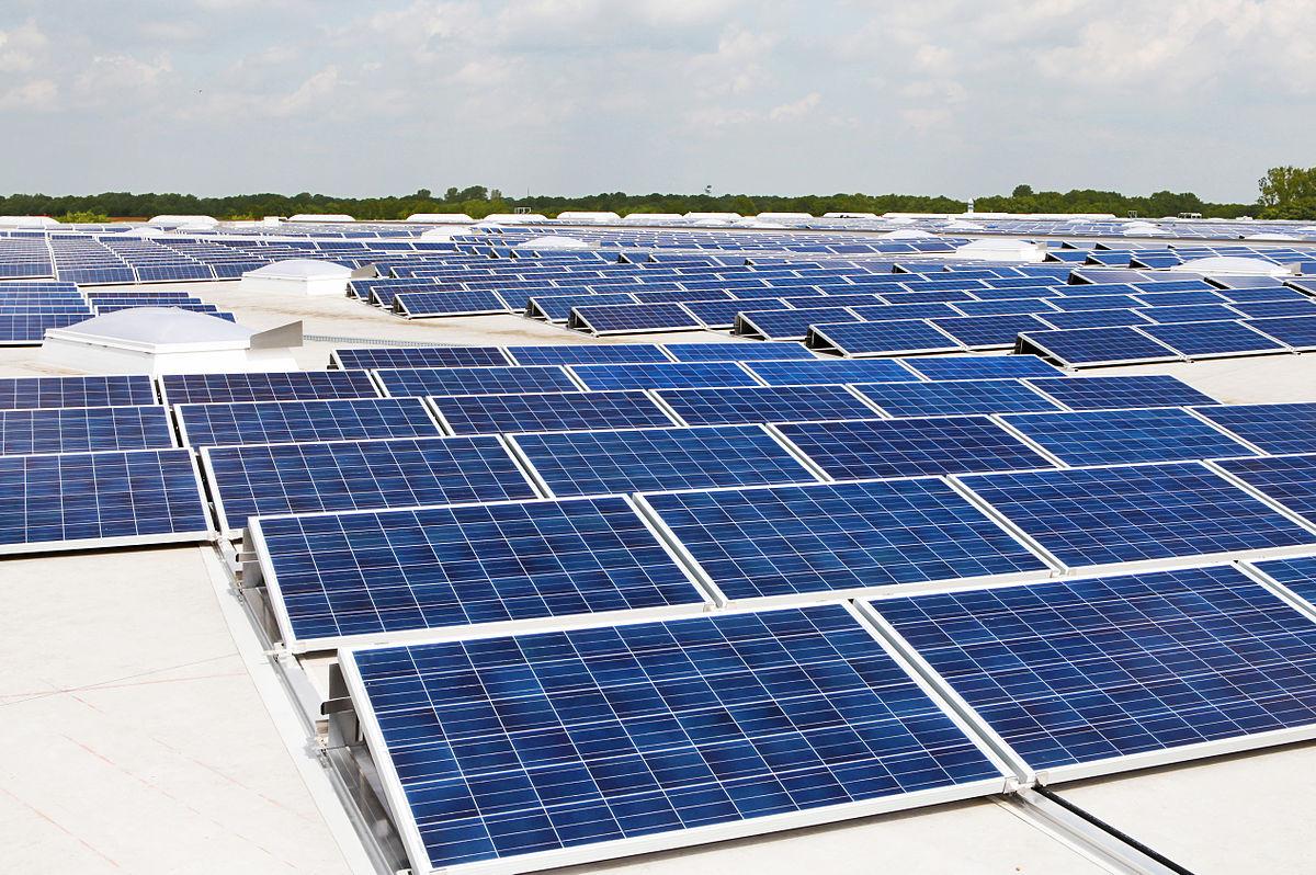 طراحی و مونتاژ پنل خورشیدی