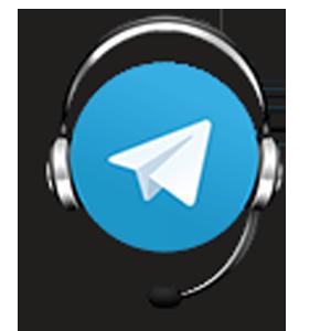 پشتیبان شرکت پارسیان در تلگرام